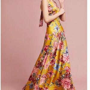 Nicole Miller Abbey Maxi Dress
